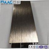 Perfis de alumínio/de alumínio anodizados da extrusão