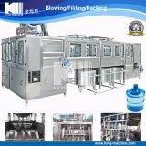 Máquina de rellenar automática del agua potable de la botella de 5 galones con Ce