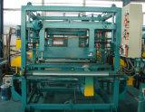 機械メーカーを形作るサンドイッチパネルロール