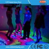 Écran interactif de DEL Digital Dance Floor pour l'étape, événements, Wedding