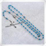 parels Jesus Rosaries, de Rozentuin van de Arduinsteen van 6mm de Ronde van de Steen (iO-Cr362)