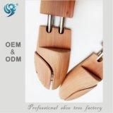 Cèdre en bois d'arbre de chaussure d'ODM, garde de chaussure