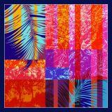 Sciarpa del tessuto di seta di stampa di Digitahi di qualità di Hight (F13-0037)