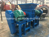 El neumático de residuos Trituradora/Planta de reciclaje de llantas y neumáticos usados/máquina destructora de la máquina de trituración de llantas