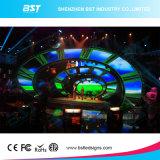 Pantalla de alquiler 1r1pg1b de la demostración LED de la etapa a todo color al aire libre del alto brillo P6.25 para la alameda de compras