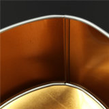 Коробка упаковки коробки олова еды Gingerbread/печенья (T001-V29)