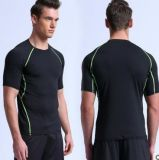 Men's Short Sleeve Rash Guard (HXR0027)