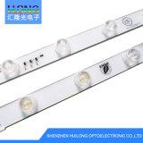 Spec Grade Bande LED lumière LED 3W /étanche pour une boîte de dialogue 3D de lumière