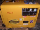 New Design 6kVA 5kw Small Silent Diesel Generator