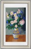 Neue Ankunfts-Blumen-Vasen-Farbanstrich-Entwürfe für Wohnzimmer