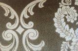 Выбитая ткань 100% тканья полиэфира бархата (EDM5163)