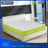 OEM Fabricante colchón flexible 28cm con relajantes Pocket la primavera y capa de espuma resistente