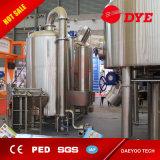 Getränkemaschinen-industrielles Edelstahl-Bierbrauen-Gerät