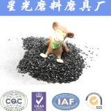 ヨウ素値950mg/Gの粒状の石炭をベースとする作動したカーボン