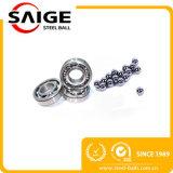 esfera do sólido do aço inoxidável de classe de serviço público de 1.588mm-7.938mm