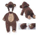 2016人のカスタム新しいデザインによって印刷される羊毛の子供は身に着けている(XY12356)