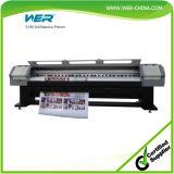 La CE y SGS aprobado 10pies solvente de gran formato máquina de impresión