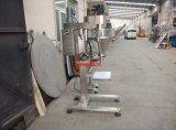 remplissage de foreuse de lait en poudre 10-5000g avec le stand