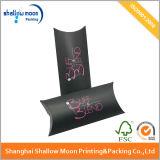 Heißer Verkaufs-kosmetischer Kissen-Kasten für Pinsel mit Firmenzeichen-Drucken auf dem Kasten (QY150064)