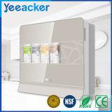 Filtre d'eau de bonne qualité pour Kictchen/épurateur de l'eau de filtre composé d'étape de la membrane +GAC+ 4 de filtration osmose d'inversion