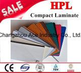 Laminado de la alta presión de HPL