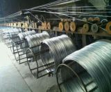 Heißer eingetauchter galvanisierter Eisen-Draht, Galvano galvanisierte Draht