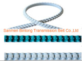 PU-Zahnriemen mit Stahl/Kevlar-Netzkabel Atk20