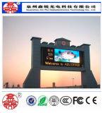 Cartelera a todo color al aire libre de la visualización de pantalla del módulo de P10 LED