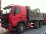 HOWO A7 6X4 Volvoのダンプボックスが付いている25トンのダンプ