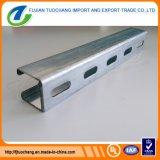 Perforierter Support galvanisierter Stahlkanal