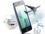 De echte Fabriek opende Androïde GSM I9070 Mobiele Telefoon van de Telefoon van 4 Duim de Slimme