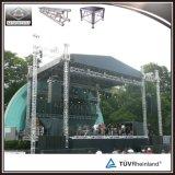 Vente du modèle en aluminium extérieur d'armature de toit d'étape de concert