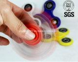 Verlicht Spanning friemelen de Gyroscoop van de Vingertop van het Speelgoed van de Spinner van de Hand (ISO)