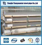 410 Geëtstee Blad van uitstekende kwaliteit van de Kleur van het Roestvrij staal het Ket011