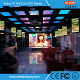 P3 단계 배경, 회의, 사건 (SMD2121 까만 LED 위원회)를 위한 실내 임대료 HD 유연한 전시 화면 LED
