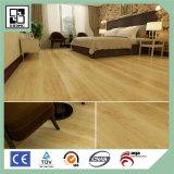 Grãos de madeira SGS piso plástico 100 % virgem piso de PVC