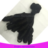Funmi Hair Romance Curl伯母さんのブラジル人の毛