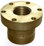 Bucha de bronze com usinagem CNC