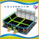 Парк Trampoline Ce Approved профессиональный с стеной подъема (A-15253)