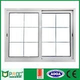 Alumínio Windows deslizante do projeto da grade com certificado do Ce