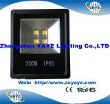 Migliore indicatore luminoso del traforo della PANNOCCHIA proiettore/200W LED della PANNOCCHIA indicatore luminoso/200W LED dell'inondazione della PANNOCCHIA 200W LED di vendita di Yaye 18 con la garanzia di Ce/RoHS/3years