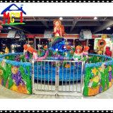 12 lugares peixes beleza rotunda vire Kiddy Ride brinquedos eléctricos
