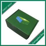 Verpakkende Doos van de Druk van de kalk de Groene