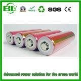 3.7V 18650 Cilindrische/Navulbare/lithium/Li-IonenBatterij 2600mAh voor het LEIDENE Lichte Flitslicht van de Aanraking