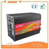 Suoer 1000W 24V de l'onduleur UPS hors réseau avec chargeur (HDA-1000D)