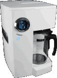 Sistema zero dell'acqua Filter/RO di osmosi d'inversione del purificatore dell'installazione