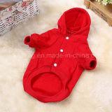 Vêtements décontractés pour animaux de compagnie Vêtements en coton Pulls pour chiens (KH0004)