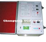 Isolamento Valor de capacitância de óleo / medição de perdas dielétricas / Tan Delta Analyzer (CDEF)
