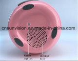 Piantatrice di plastica della decorazione del Flowerpot dell'altoparlante di Bluetooth di musica
