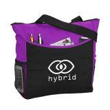 調節バンドが付いている便利で安いリサイクルされた会議袋
